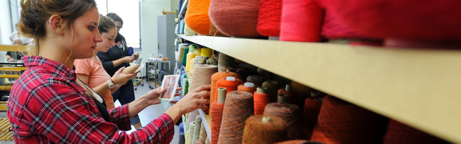 SoHE weaving class